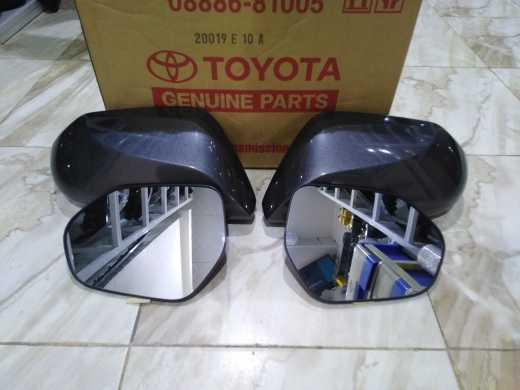 CHR side mirror accessories