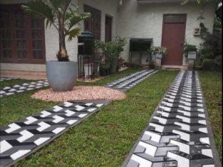 S A Garden service