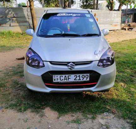Suzuki Alto Car for sale