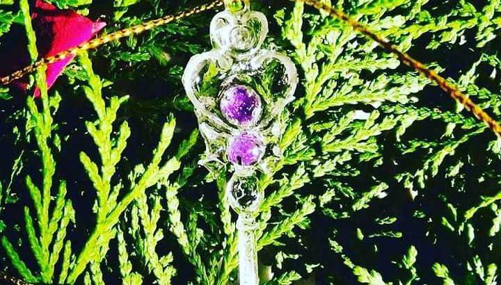 Transparent jewels