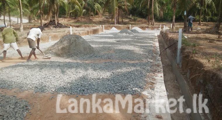 Neboda Warakagoda land for sale (Punchi Sigiriya)