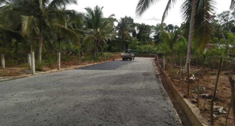 Neboda Warakagoda land for sale.