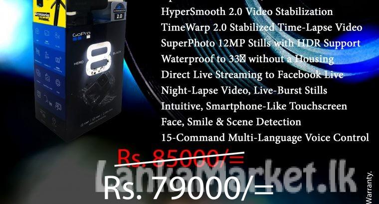 Gopro 8 Black Special Bundle