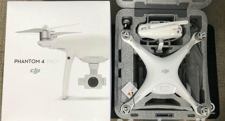 New DJI Phantom 4 Pro Plus Quadcopter Camera with 1-inch 20MP Sensor