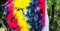 Colorful Batik Bag