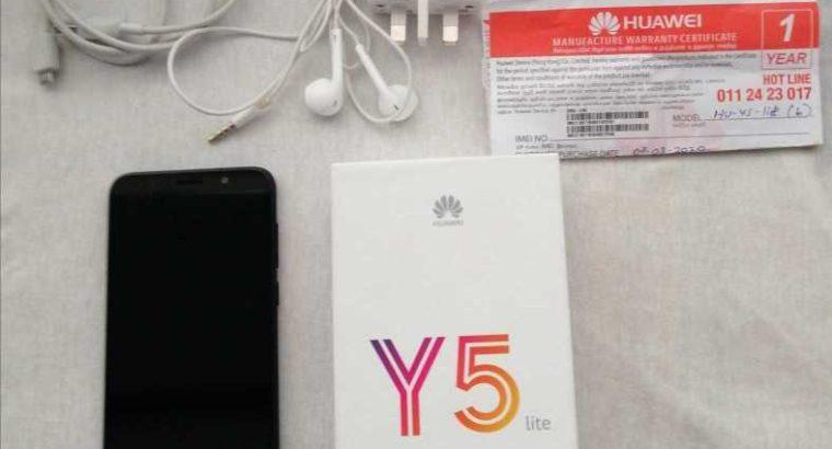 Huawei y5 litel