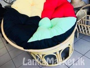 Natural Cane Mamason Chair made in Sri Lanka