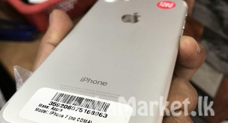 iPhone 7 128gb original
