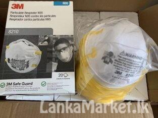 3M™ Particulate Respirator 8210