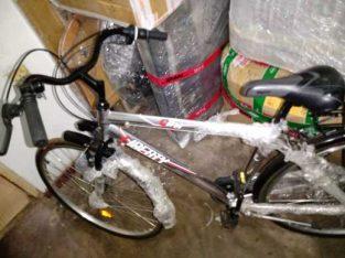 aluminium bicycle