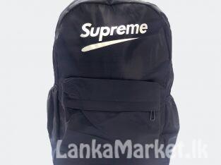 Supreme Unisex Backpacks