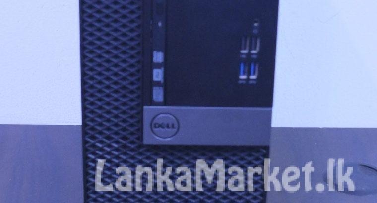DELL Optiplex 3046 tower black PC for sale