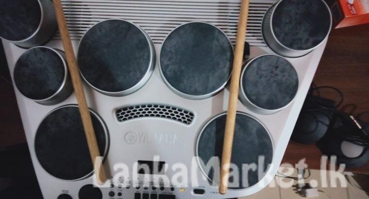 yamaha drum kit