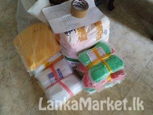 Shopping Bag for walls Sall