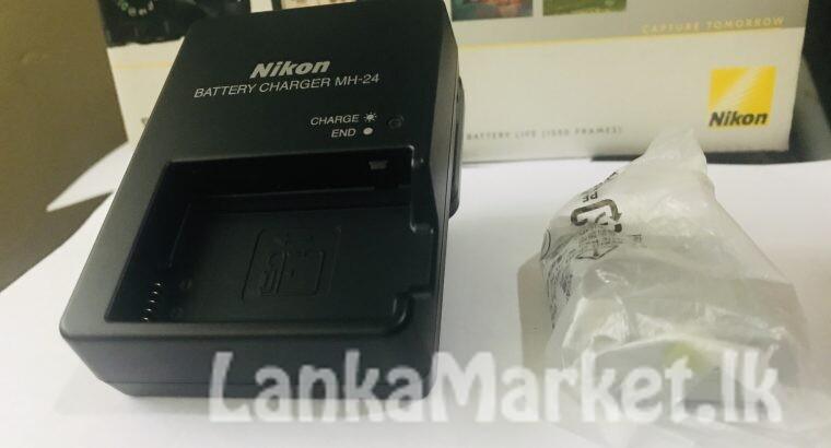 Nikon D3500 (15-55 MM Lense & 7-300MM Lense ) 2 backpacks