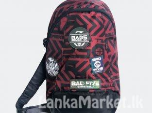 LI NING Bad Five Basketball Backpack