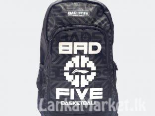 LI NING Bad Five Basketball Team Backpack