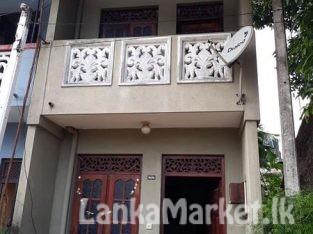 Two Story House at Mattakkuliya for Sale