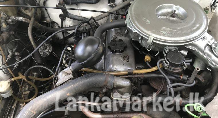 Toyota Corolla KE 72 DX Wagon