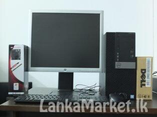 Dell Optiplex 3046,Complete computer set for sale