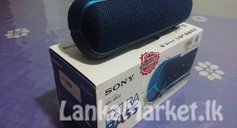 SONY EXTRA BASS™ Portable BLUETOOTH® Speaker – SRS-XB22