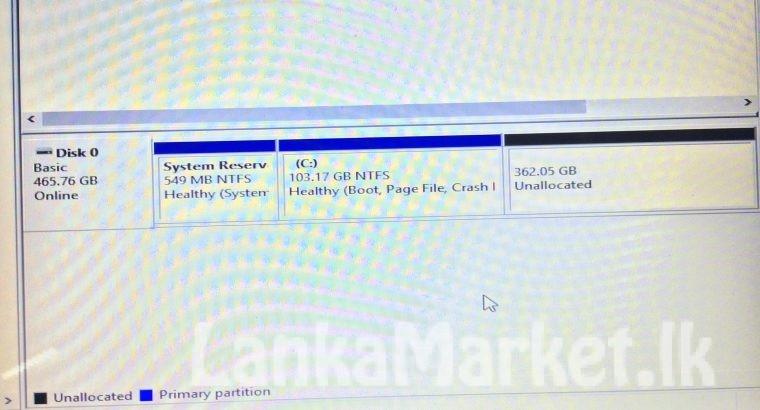 Acer Aspire E1-572 Core i5 4th genaration