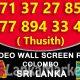 LED Wall Rent Colombo Sri Lanka