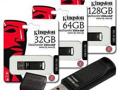 8GB Kingston Pen Drive