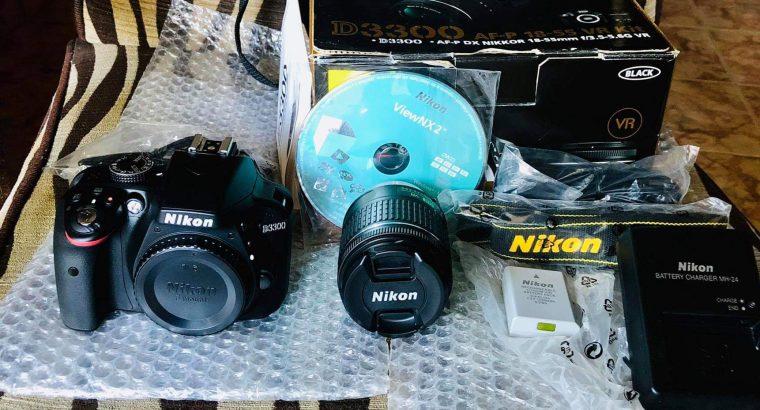 Nikon D3300 for Sale