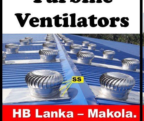 Exhaust fans ,wind turbine ventilators srilanka ,roof exhaust fans, turbine ventilators,ventilation systems