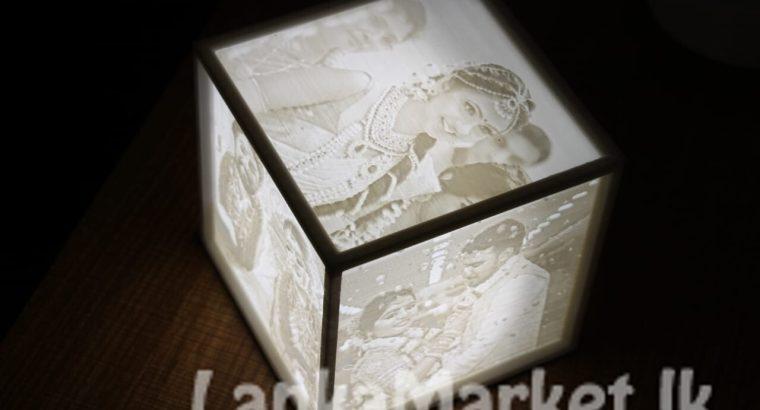 3D Image Lamp Gift