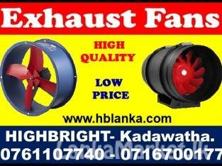 Exhaust fans factories srilanka , Exhaust fans price for sale srilanka