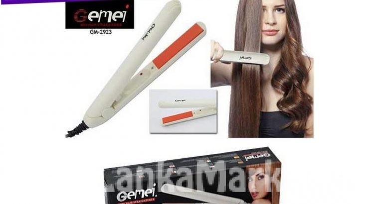 Gemei Mini Hair Iron & Straightener GM-2923