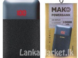 Power Bank 10000mAh – WK Mako 10000mah Power bank