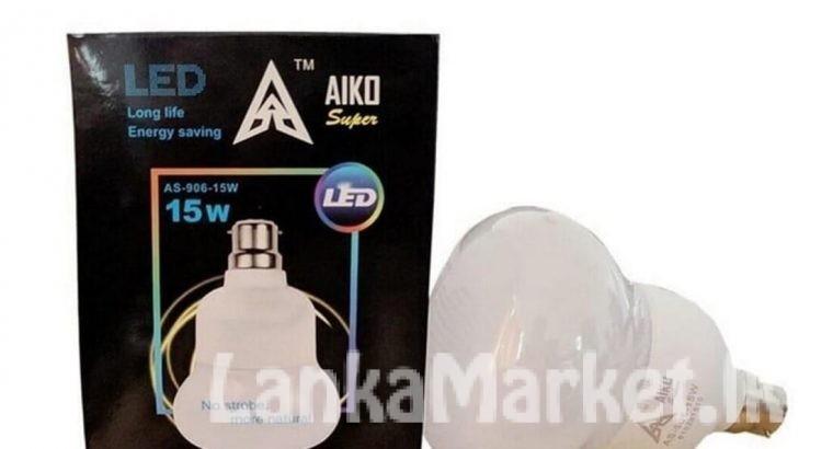 Aiko Super LED Bulbs – 10w