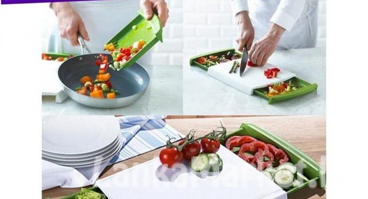 Chop N Clear – Cutting Board