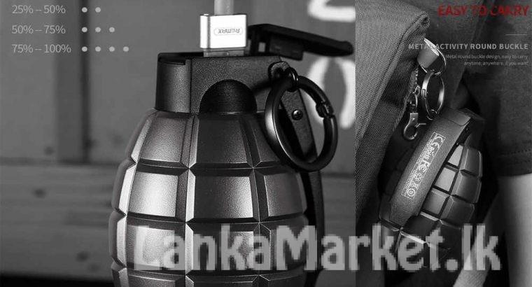 Power Bank / Grenade Power Bank / Remax Grenade Power Bank