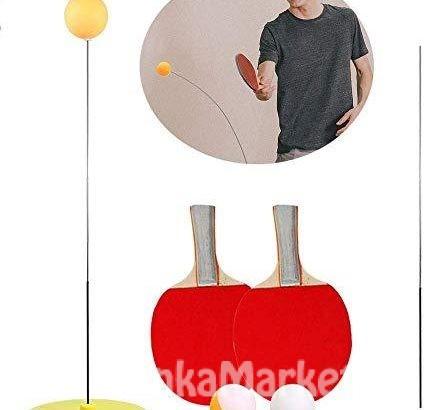 Table tennis training set