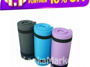 Yoga Mat – 15MM / Gym Mat – 15MM / Excercise Mat – 15MM (Each -1pc)