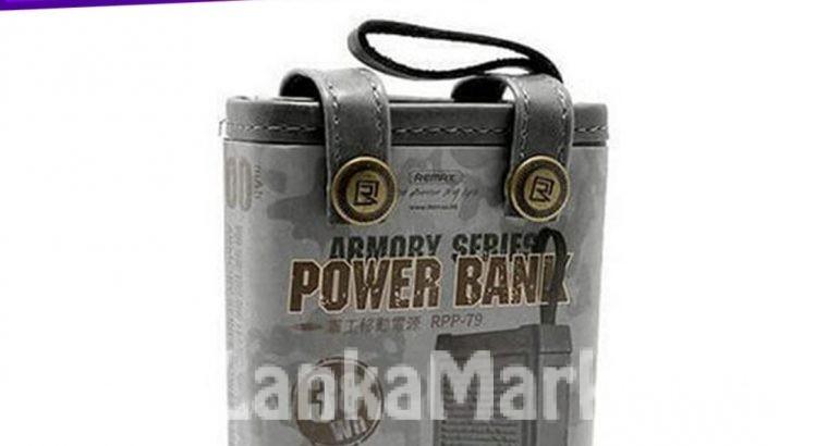 Power Bank / Remax Armory Series Powerbank – 10000mah