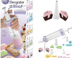 Dessert Decorator Plus / Icing Dispenser Tool / Cake Decorating Tool