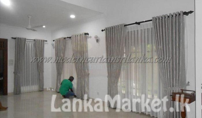 Modern Curtain I Mr Sukumal decorated the president's house I 0750257122