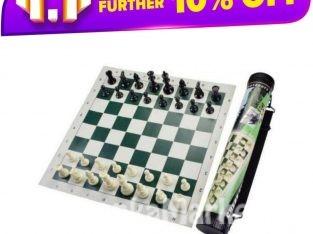 Chess Mat – Medium (Chess Mat With Chess Pieces – Medium)