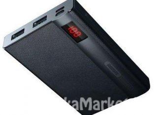 Remax Linon 2 Power Bank 10000mAh / Remax Linon 2 10000mAh 2 USB Output & 2 Inputs & Lighting Power Bank