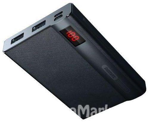 Power Bank Remax Linon 2 10000mAh / Remax Linon 2Dual Port Power Bank 10000mAh