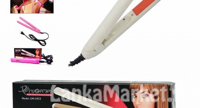 Gemei Mini Hair Straightener GM-2923