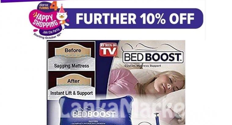 Bed Boost – Mattress Support