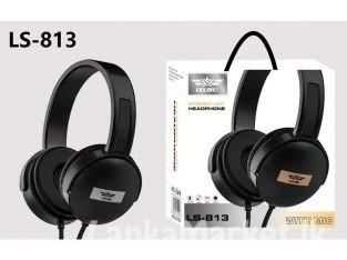 LELISU Wired headphone wth mic/ Bluetooth Headphone with MIC / LELISU LS-813 WIRED HEADPHONE WITH MIC