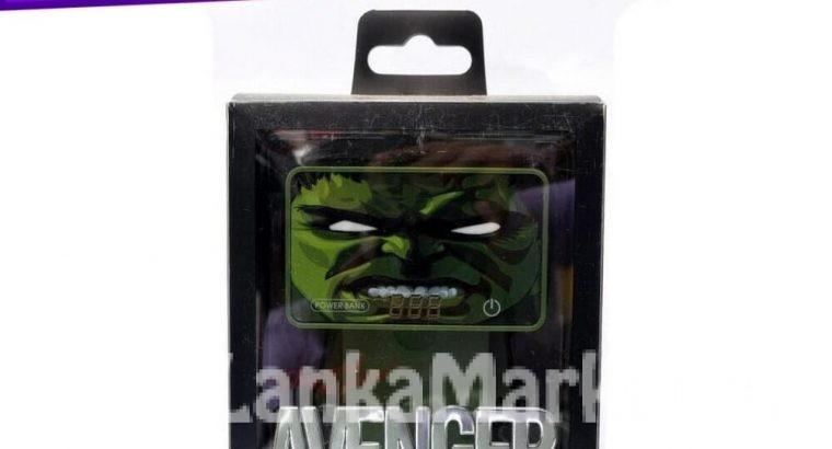 Avengers Power Bank / Hulk Power Bank / Avenger Hulk Power Bank – 10000mah