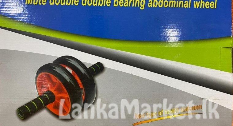 Double Bearing Abdominal Wheel / AB Wheel / Abdominal Wheel